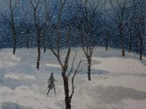 Zamieć śnieżna, 2017
