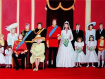 Royal Family, 2013
