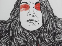 """Z cyklu """"Wszystkie oczy na mnie"""" , 2015"""