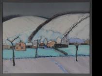 Bochotnica - pejzaż zimowy 7, 2018