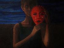 Afryka z czerwoną maską, 2018