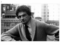 Jerzy Kosiński photographs by Czesław Czapliński, 1981 - 1988