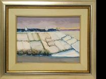 Winter landscape, 2021