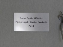 Teka Kolekcjonerska Roman Opałka, 1994 - 1996