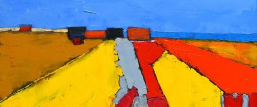 8 malarzy z Kazimierskiej Konfraterni Sztuki