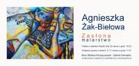Wystawa Agnieszki Żak-Biełowej w Zamościu